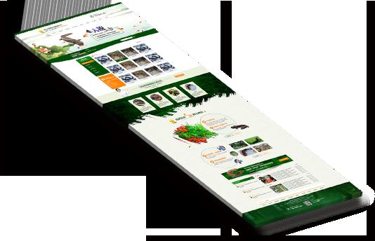 致力打造高转化率的营销型网站一站式平台